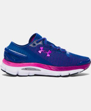 Women's UA SpeedForm® Gemini 2.1 Running Shoes LIMITED TIME OFFER + FREE U.S. SHIPPING  $97.99