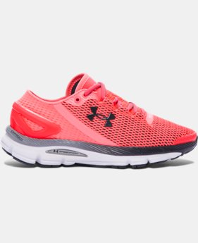 New Arrival Women's UA SpeedForm® Gemini 2.1 Running Shoes  2 Colors $129.99