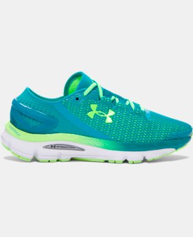 New Arrival Women's UA SpeedForm® Gemini 2.1 Running Shoes   $129.99