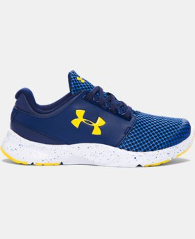Boys' Pre-School UA Drift Running Shoes   $62.99