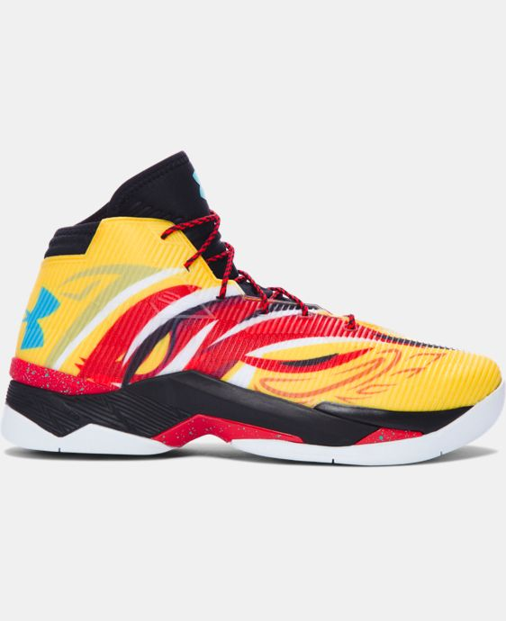 Men's UA Curry 2.5 Basketball Shoes — Journey To Excellence Pack  1 Color $99.99