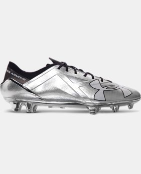 Men's UA Spotlight FG Soccer Cleats – Metallic Edition LIMITED TIME: FREE U.S. SHIPPING 1 Color $164.99