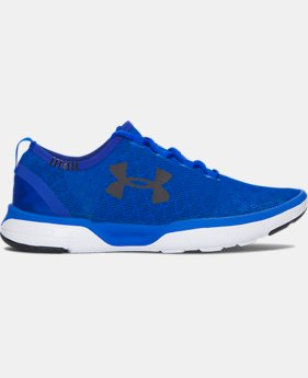 Boys' Grade School UA Charged CoolSwitch Running Shoes  1 Color $59.99