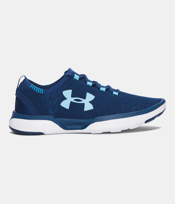 Girls Grade School Ua Charged Coolswitch Running Shoes