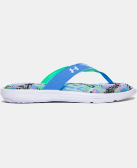 Girls' UA Marbella Geo Mix V Sandals  1 Color $17.99