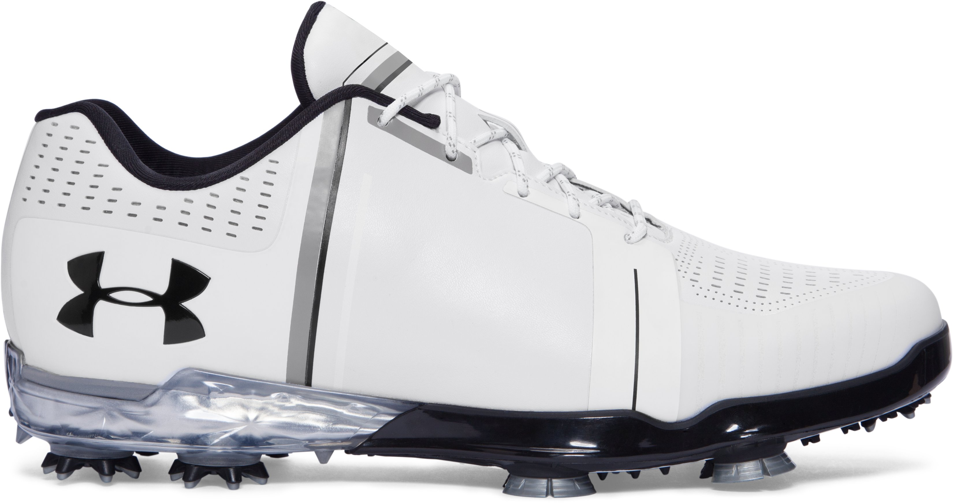 Men's UA Spieth One Golf Shoes, 360 degree view