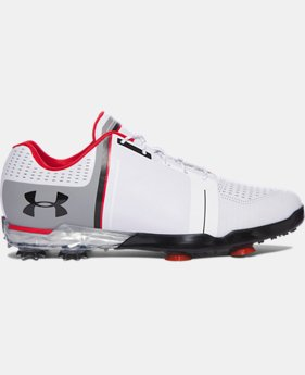 Men's UA Spieth One Golf Shoes  4 Colors $119.99