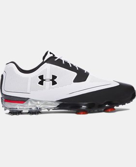 Men's UA Tour Tips Golf Shoes  1  Color Available $299.99