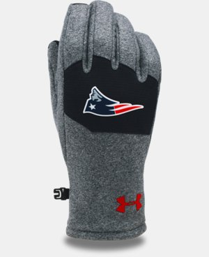 New Arrival Men's NFL Combine Authentic UA ColdGear® Infrared Fleece Gloves LIMITED TIME: FREE U.S. SHIPPING 5 Colors $34.99