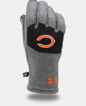 Men's NFL Combine Authentic UA ColdGear® Infrared Fleece Gloves  1 Color $35
