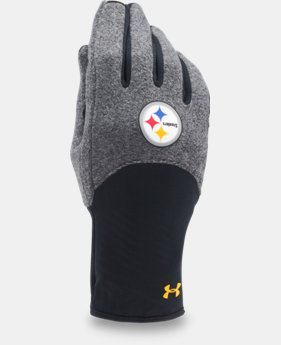 Women's NFL Combine Authentic UA ColdGear® Infrared Fleece Gloves  3  Colors $35