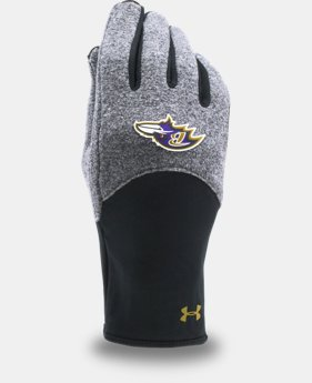 Women's NFL Combine Authentic UA ColdGear® Infrared Fleece Gloves  2  Colors Available $35