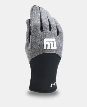 Women s NFL Combine Authentic UA ColdGear® Infrared Fleece Gloves 1 Color  Available  21 to  24.5 dd1dd1f51