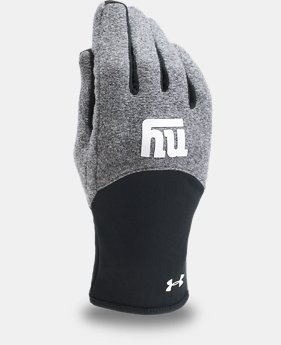 Women's NFL Combine Authentic UA ColdGear® Infrared Fleece Gloves  2 Colors $35