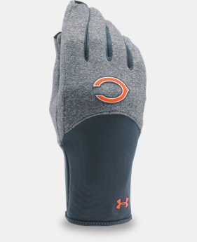 Women's NFL Combine Authentic UA ColdGear® Infrared Fleece Gloves  1  Color Available $24.5