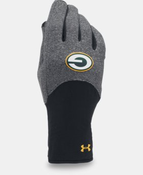 Women's NFL Combine Authentic UA ColdGear® Infrared Fleece Gloves  4 Colors $20.24