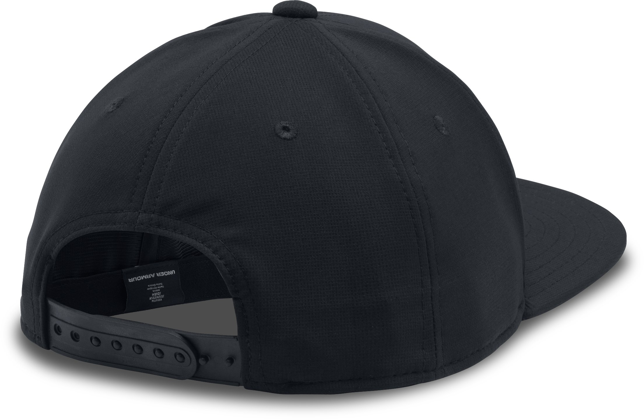 Boys' SC30 Core Snapback Cap, Black , undefined