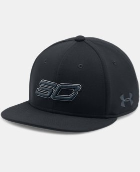Boys' SC30 Core Snapback Cap  2  Colors Available $24.99