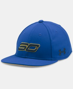 New Arrival Boys' SC30 Core Snapback Cap   $24.99