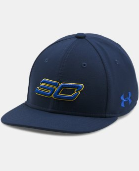Boys' SC30 Core Snapback Cap  2 Colors $10.49