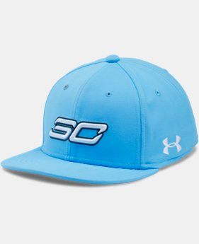 Boys' SC30 Core Snapback Cap  1 Color $13.99