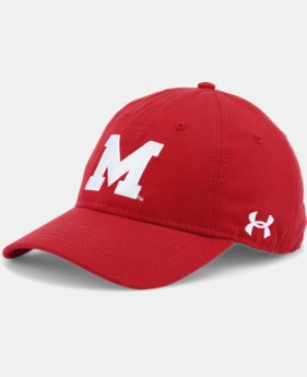 Men's Maryland UA Adjustable Cap