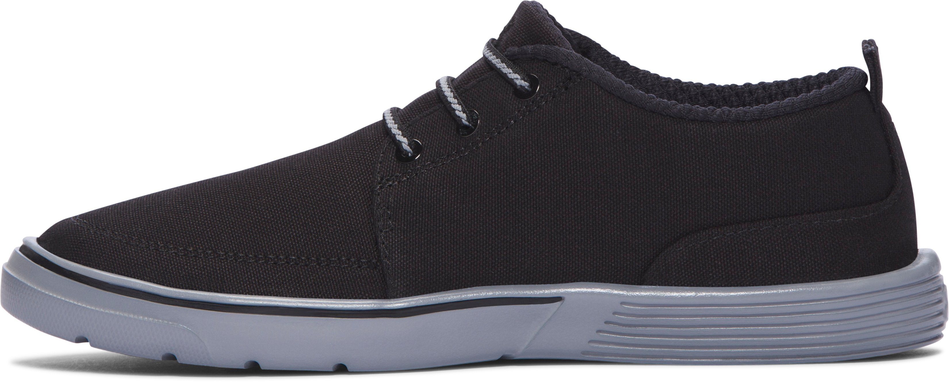 Boys' UA Street Encounter III Shoes, Black