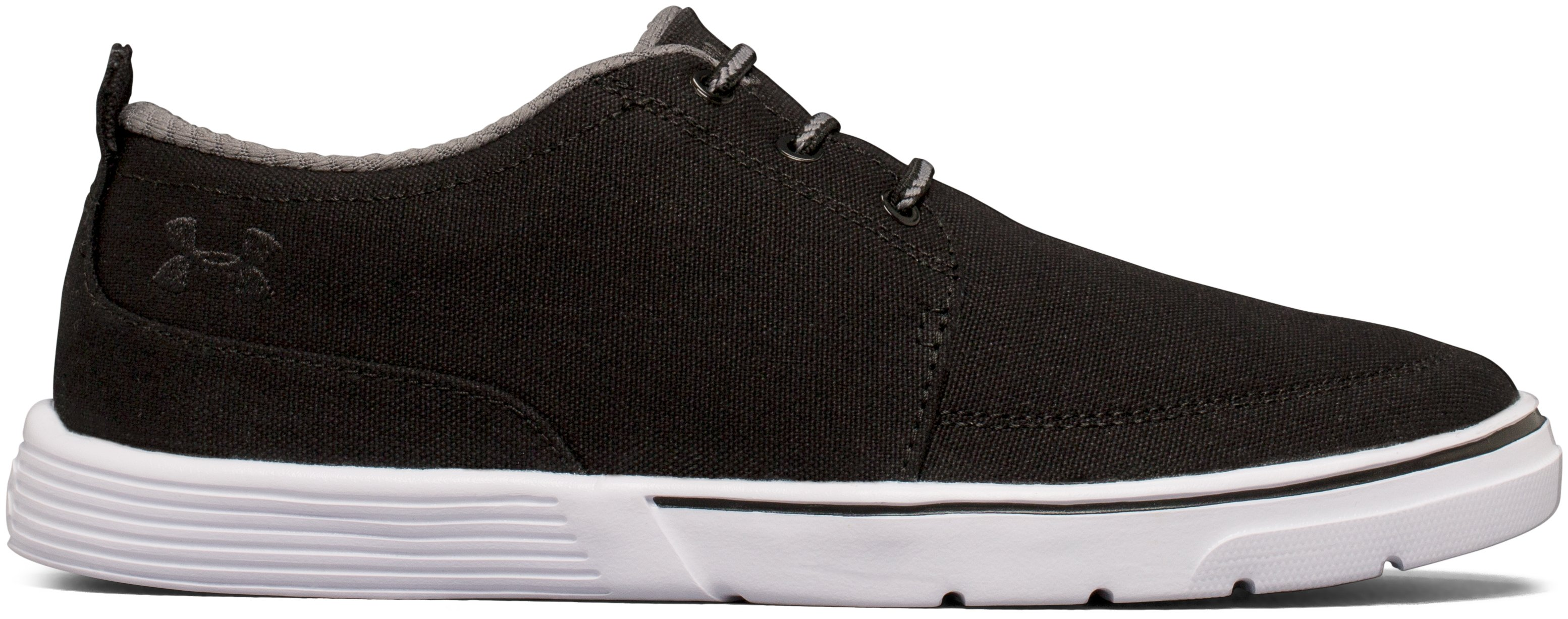 Boys' UA Street Encounter III Shoes, Black , zoomed image