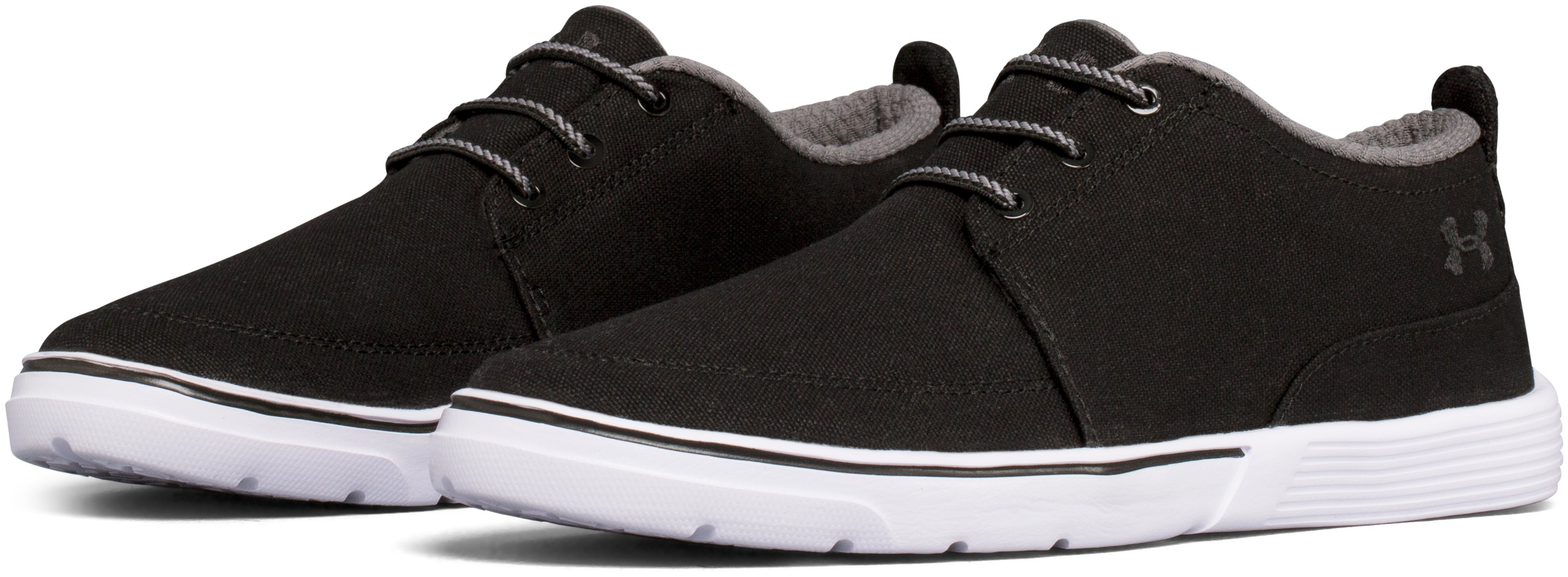 Boys' UA Street Encounter III Shoes, Black , undefined
