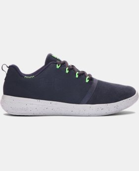 Boys' Grade School UA Charged 24/7 Low Suede Shoes   $35.99 to $41.99