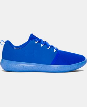 Boys' Grade School UA Charged 24/7 Low Suede Shoes  1 Color $39.74