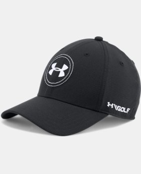 Men's Jordan Spieth UA Tour Cap LIMITED TIME: FREE U.S. SHIPPING 2 Colors $29.99