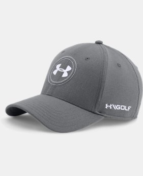 New Arrival  Men's Jordan Spieth UA Tour Cap LIMITED TIME: FREE SHIPPING 1 Color $34.99