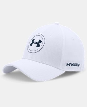 Men's Jordan Spieth UA Tour Cap LIMITED TIME: FREE U.S. SHIPPING 4 Colors $29.99