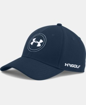 New Arrival  Men's Jordan Spieth UA Tour Cap  3 Colors $34.99