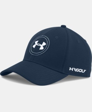 Men's Jordan Spieth UA Tour Cap LIMITED TIME: FREE U.S. SHIPPING 3 Colors $29.99