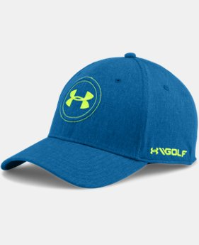 Men's Jordan Spieth UA Tour Cap LIMITED TIME: FREE U.S. SHIPPING 1 Color $17.24 to $22.99