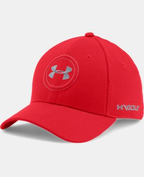 New Arrival  Men's Jordan Spieth UA Tour Cap LIMITED TIME: FREE SHIPPING  $34.99