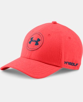 Men's Jordan Spieth UA Tour Cap LIMITED TIME: FREE U.S. SHIPPING 1 Color $17.24