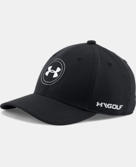Boys' UA Golf Official Tour Cap LIMITED TIME: FREE SHIPPING 3 Colors $29.99