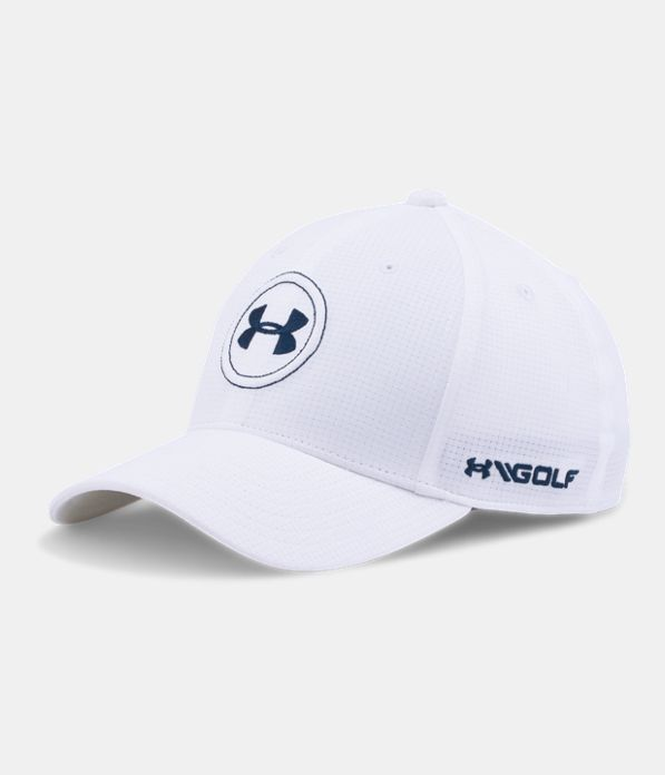 315b1c4df88 Jordan Spieth UA Tour Cap. Boys  Golf Headwear