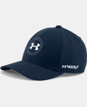 Best Seller Boys' UA Golf Official Tour Cap LIMITED TIME: FREE U.S. SHIPPING 1 Color $24.99
