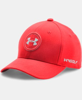 Boys' Jordan Spieth UA Tour Cap  2 Colors $24.99