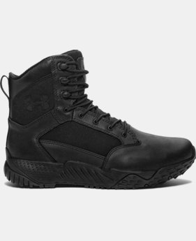 Men's UA Stellar Tactical Boots — Wide (2E)  1  Color Available $110