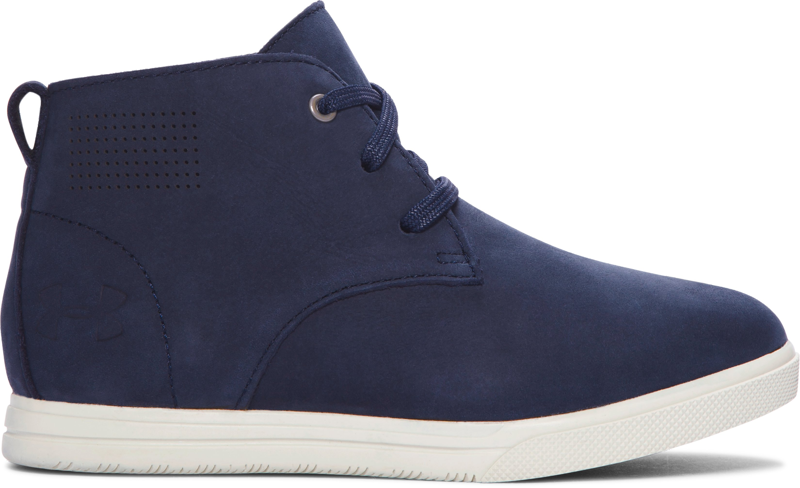Kids' Pre-School UA Coast Nubuck AL Shoe, Midnight Navy