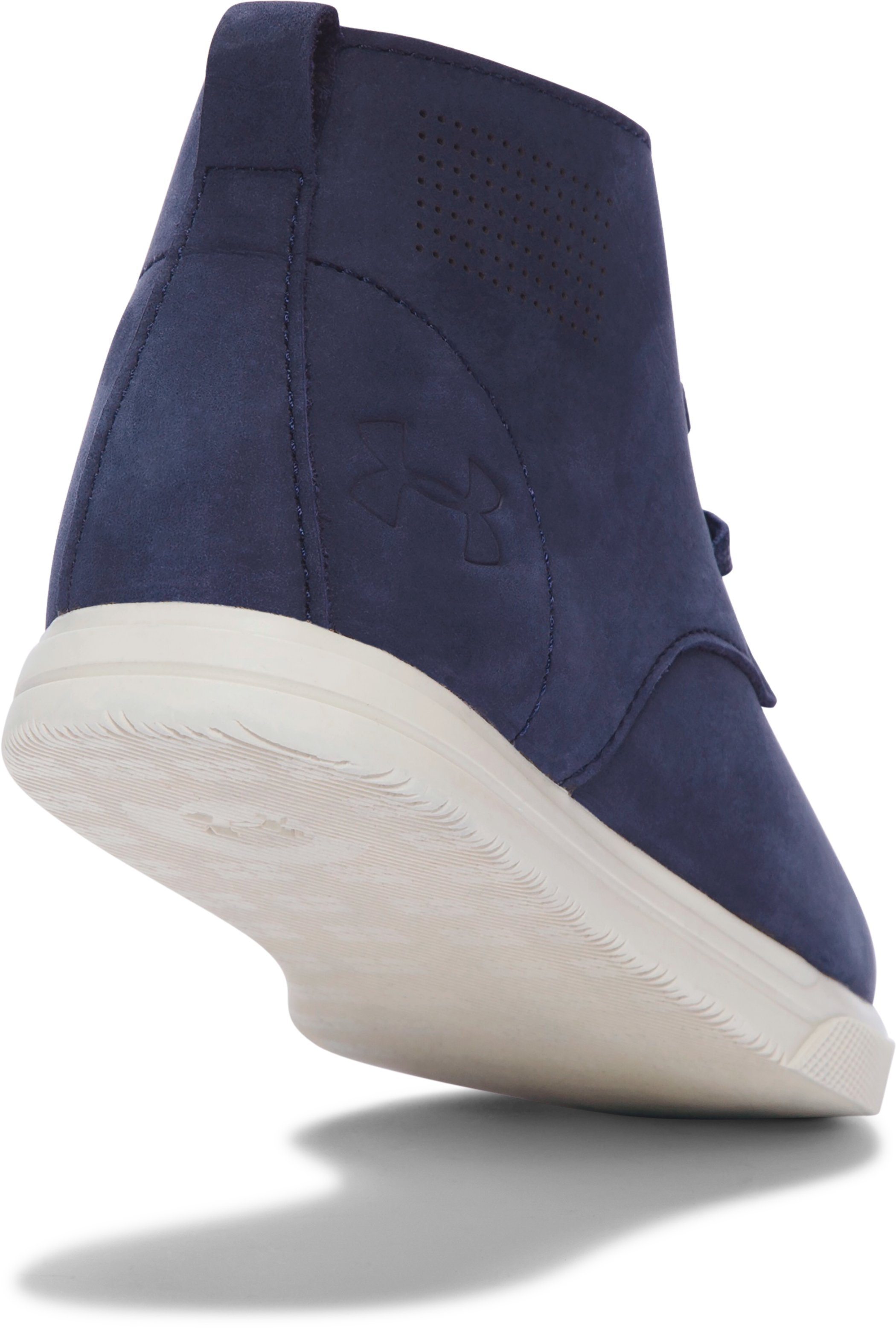 Kids' Pre-School UA Coast Nubuck AL Shoe, Midnight Navy,