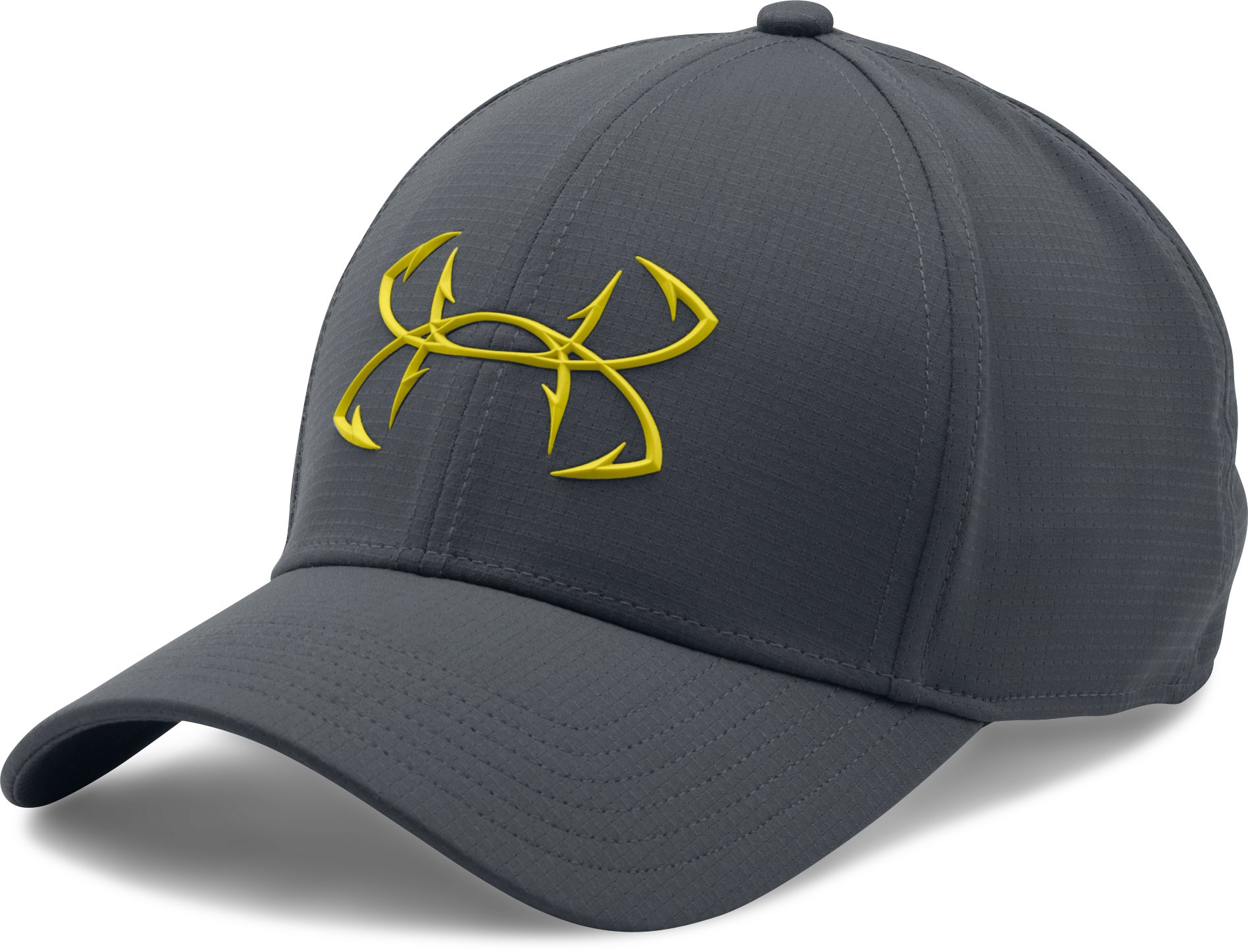 Men's UA CoolSwitch ArmourVent™ 2 Cap, RHINO GRAY,