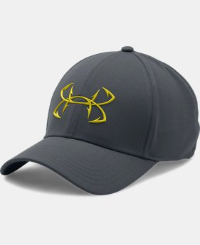 New Arrival Men's UA CoolSwitch ArmourVent™ 2 Cap  1 Color $16.99