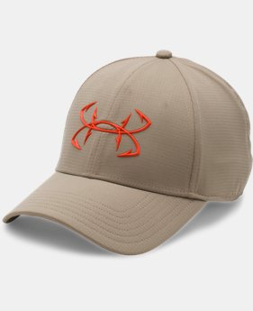 New Arrival Men's UA CoolSwitch ArmourVent™ 2 Cap  1 Color $12.74