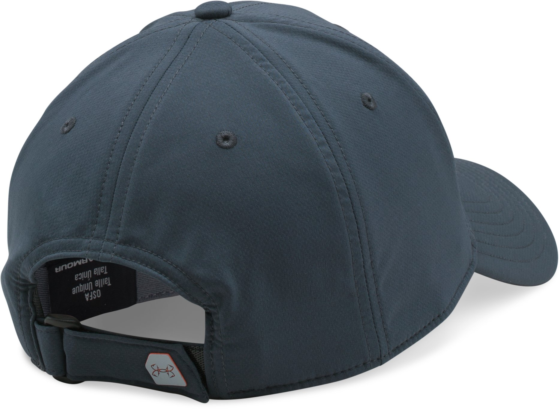 Men's UA Fish Hook Cap, STEALTH GRAY,